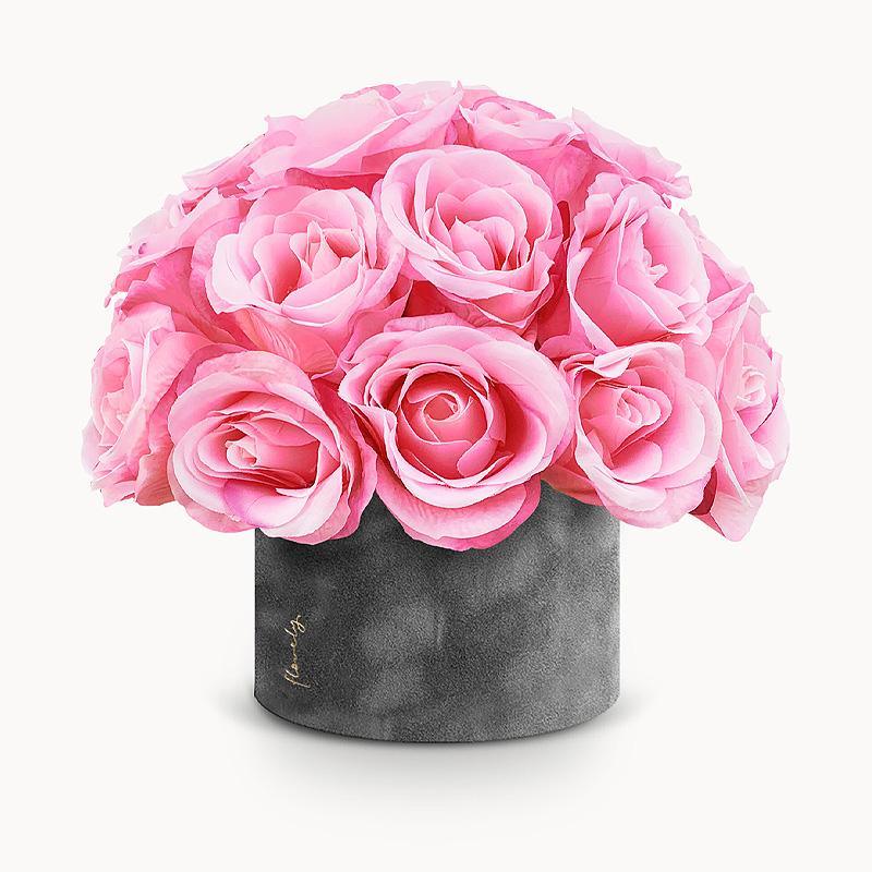 flower box z róż
