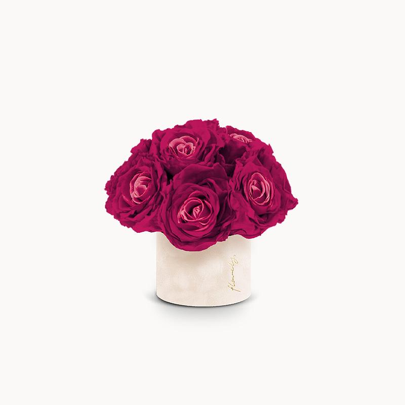 flower box dzień babci