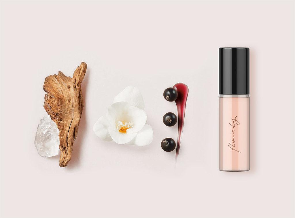Perfum do flower box