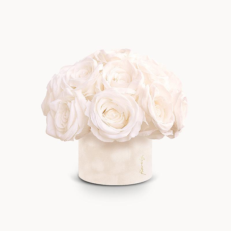 flower box róże