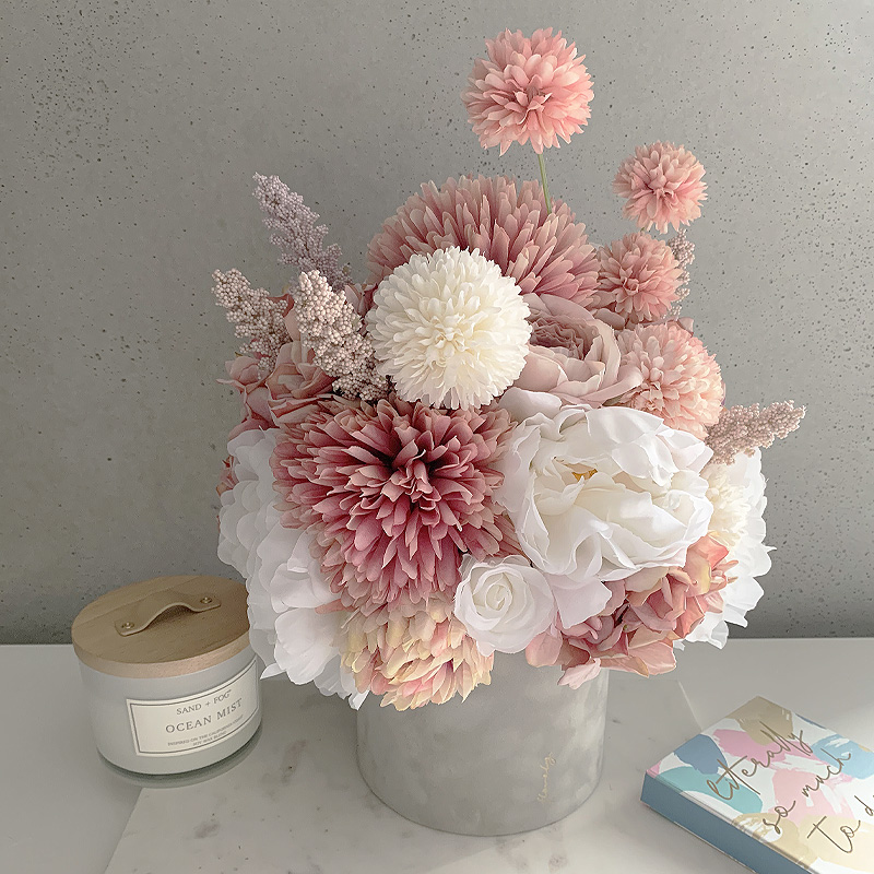 jesienna kompozycja flower box
