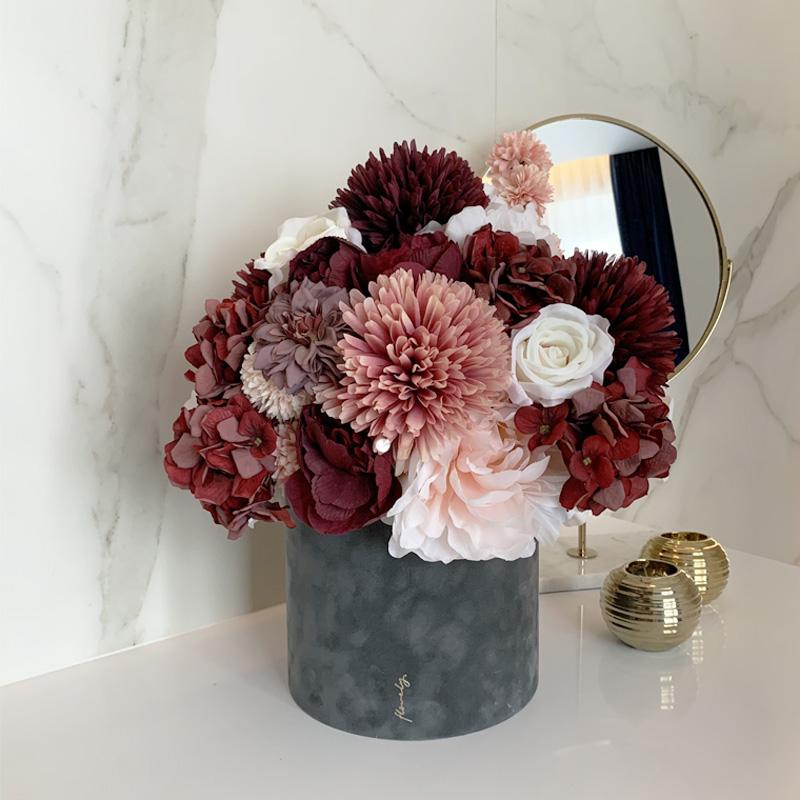 maxi flowerbox jesienny
