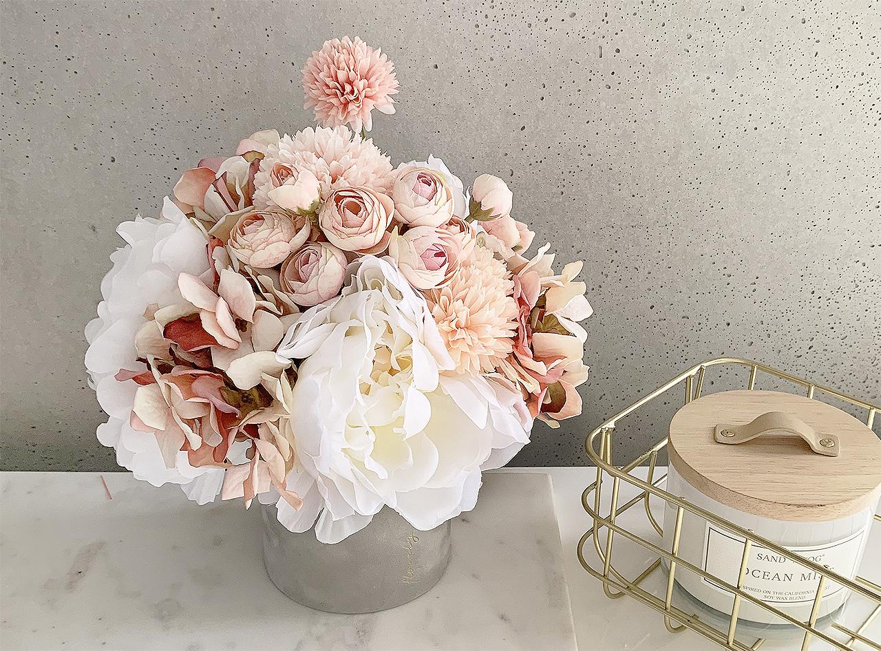 flower box na jesień
