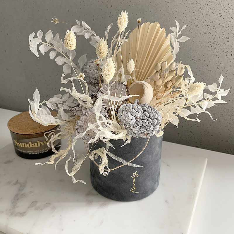 suszone kwiaty flowerbox