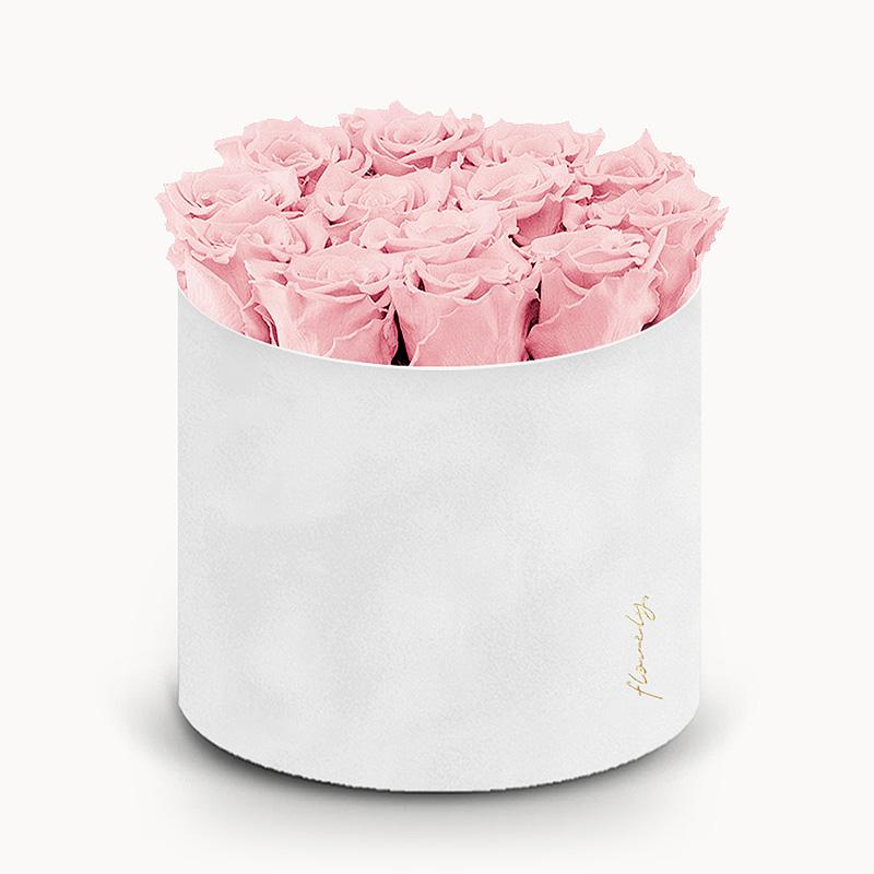 wieczne róże dzień babci
