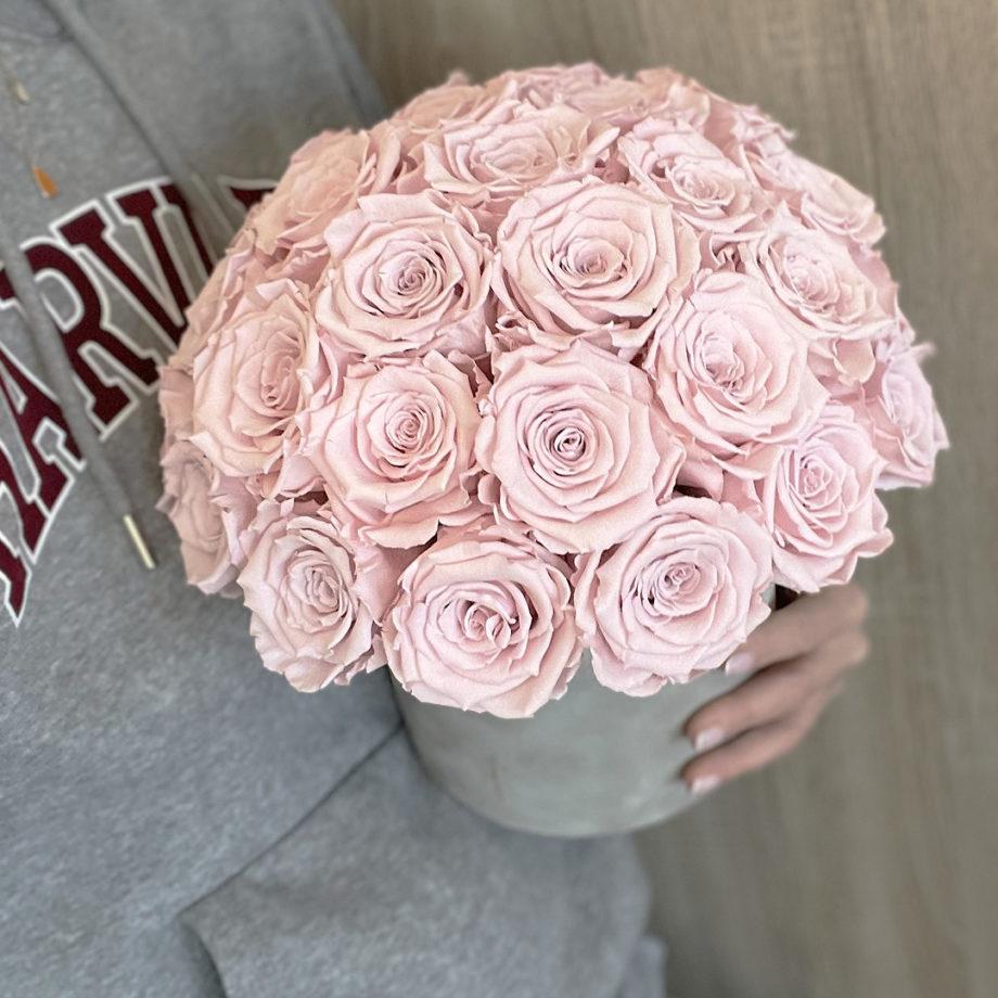 flower box na dzień kobiet