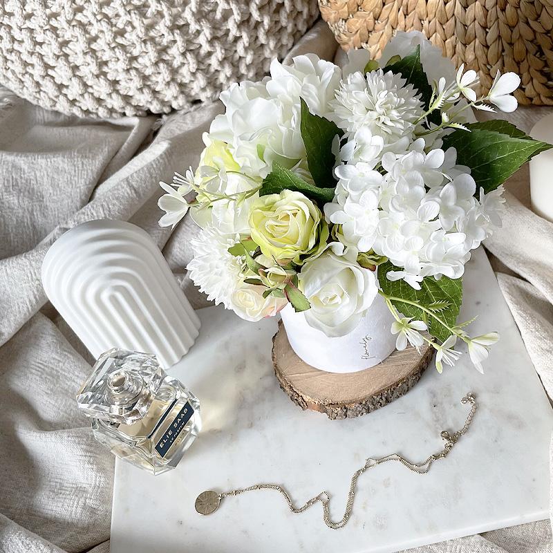 wiosenny flowerbox