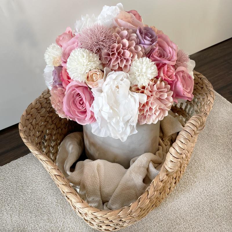 wiosenny flower box