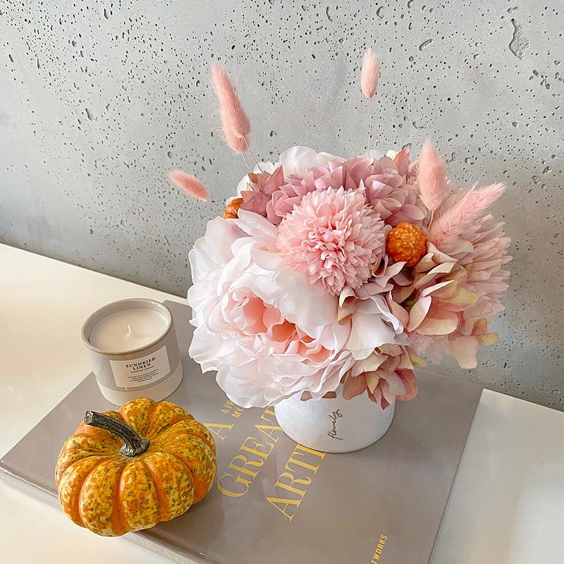 jesienny flowerbox